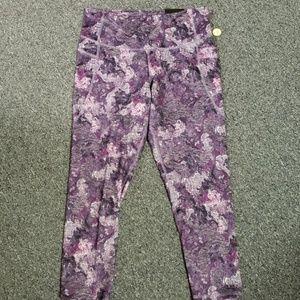💥 NWT Women's floral active pants size XL
